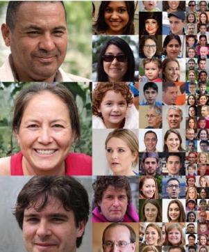 英伟达GAN生成的假脸技术有什么用