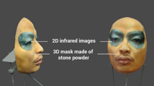 3D打印人头可以解锁旗舰Android智能手机 却没有骗得过iPhone X