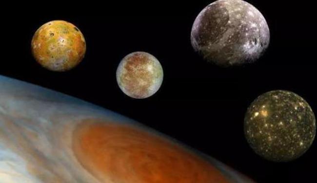 寻找新生命 AI探索木星卫星