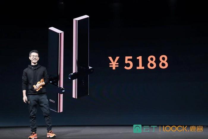 智能家居界的高奢品!鹿客发布智能门锁新品Touch2 Pro
