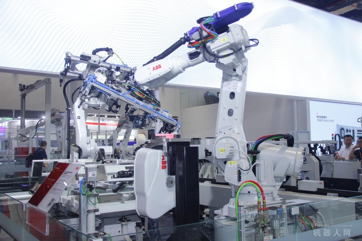 【盘点】2018年机器人行业十大企业  发那科独领风骚