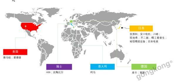 从工业机器人的申请专利数量 看中国离制造强国还有多远