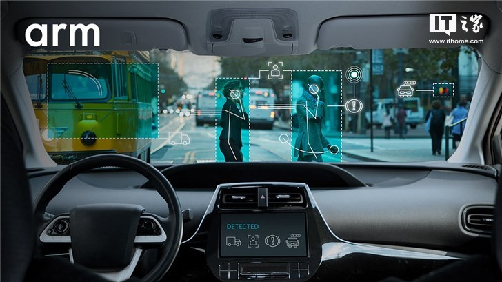 ARM推出自动驾驶Cortex-A65AE芯片:首款同步多线程