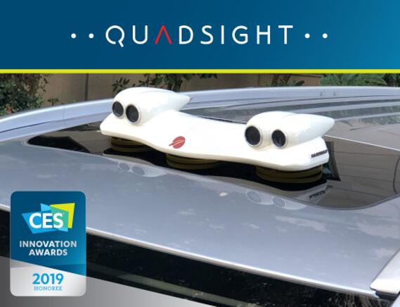 长波红外/可见光四摄齐发 应对自动驾驶严苛要求
