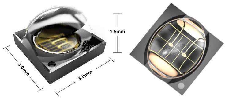 瑞识发布1.5次光学集成技术 推出红外LED泛光源助力3D传感