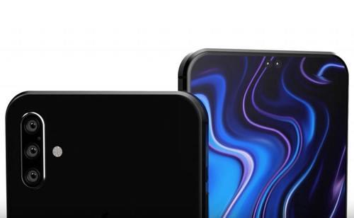 iPhone XI渲染图曝光:屏幕钻孔