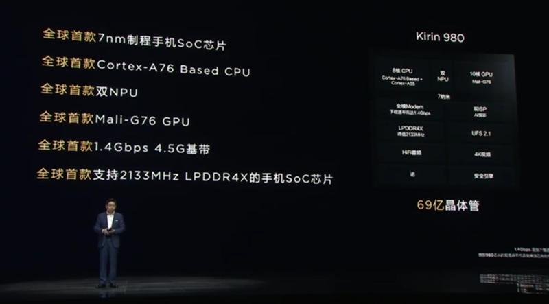 年度最强安卓手机处理器:7nm工艺麒麟980评测