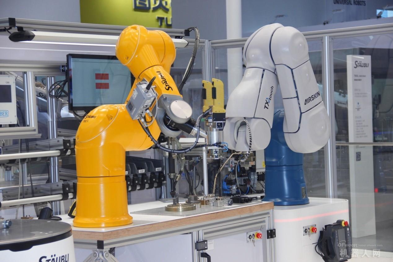 【盘点】2018年机器人行业十大热词