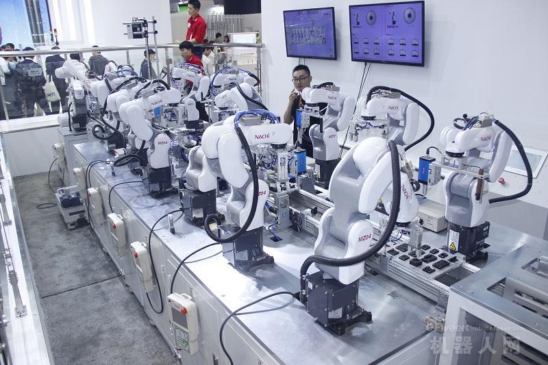 2018 年机器人行业十大热词-黑科技