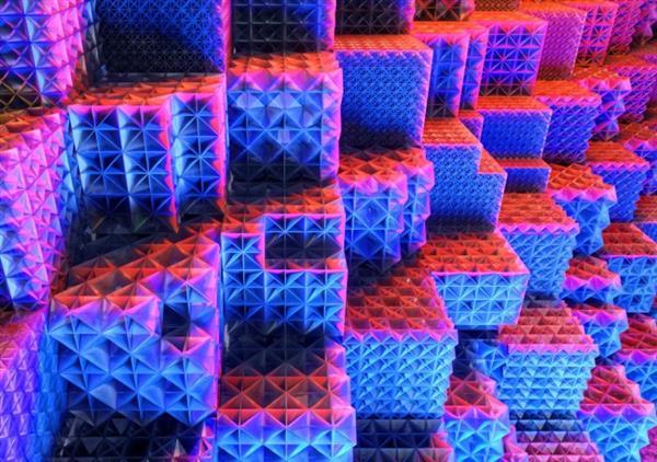 苏黎世联邦理工学院3D打印出最坚硬的网格结构