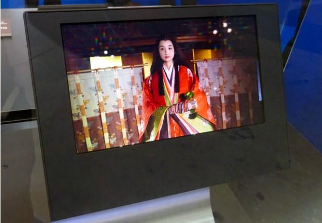日本厂商推首款8.3/13.3英寸8K OLED显示屏