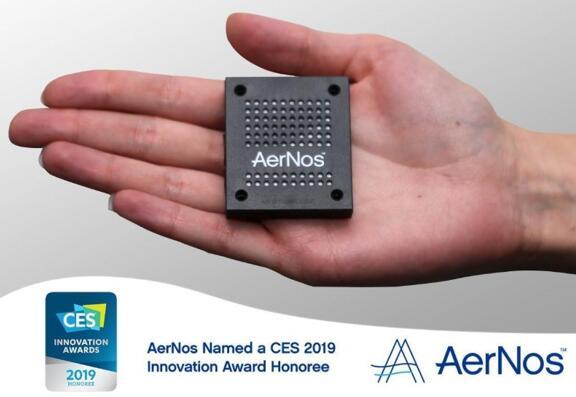 Aernos发布新一代物联网应用纳米气体传感器