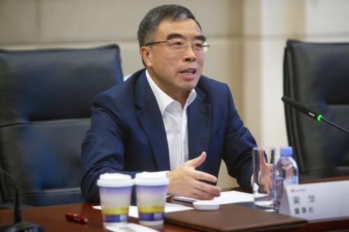 华为董事长梁华:技术和商用上 目前华为5G领先业内