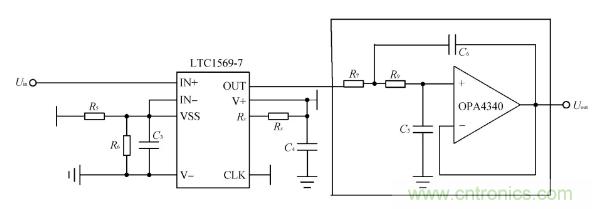 振动传感器信号调理电路设计及分析