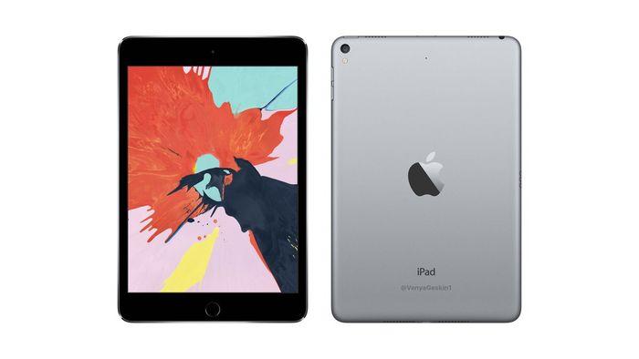 iPad mini 5曝光:配四扬声器,支持智能键盘?