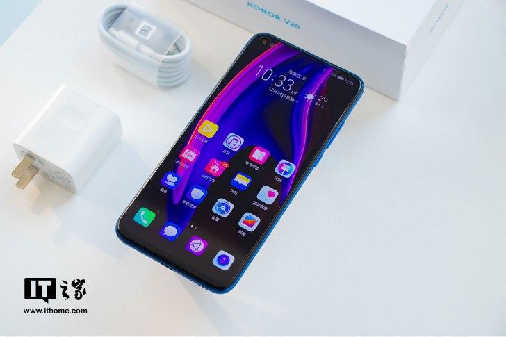 荣耀V20评测:今年最好的荣耀手机