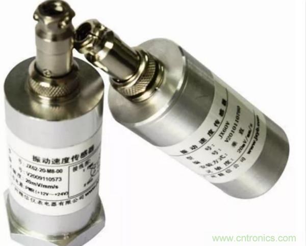 几种振动传感器的工作原理和用途