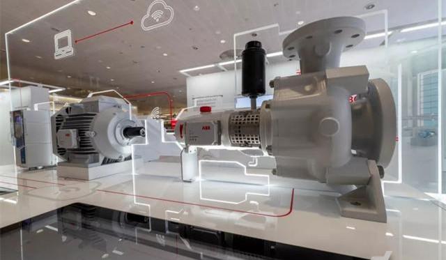 ABB:搭建更完善的电机、发电机和机械传动行业数字化平台