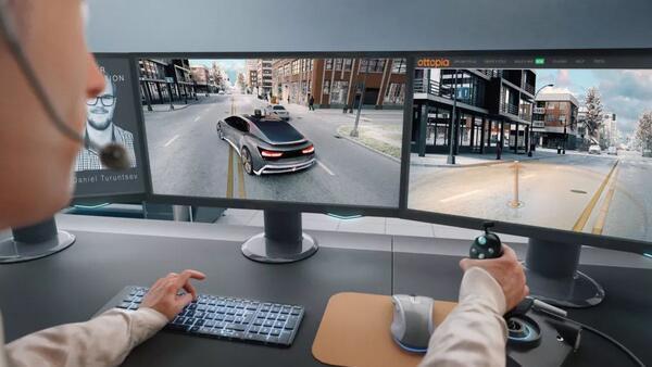 智能驾驶远程操控解决方案开发商Ottopia完成天使轮融资