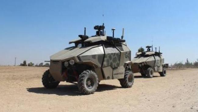 先进技术武装机器人 助力工业发展