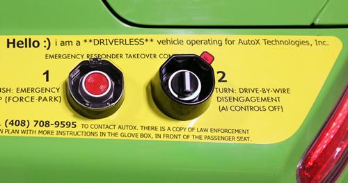 "AutoX距""全无人""更进一步:发布中国首份无人驾驶安全报告"