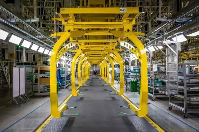 超牛!80亿建成的凯迪拉克工厂