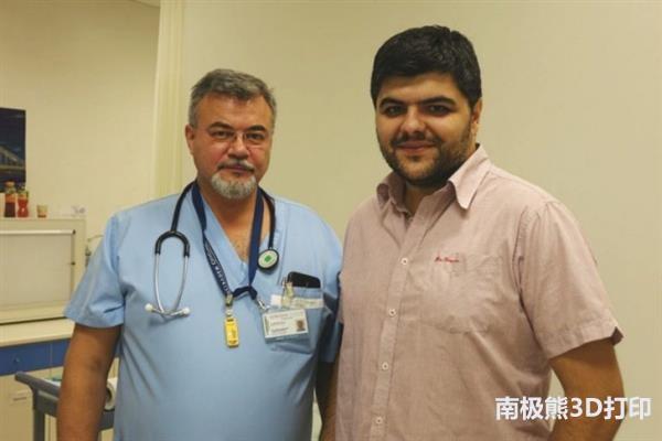 保加利亚患者接受首例3D打印肋骨植入 FDM技术打印