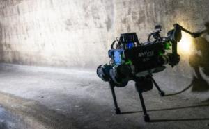 机器人能否彻底代替人类工作?ANYmal机器人开始检查下水道工作