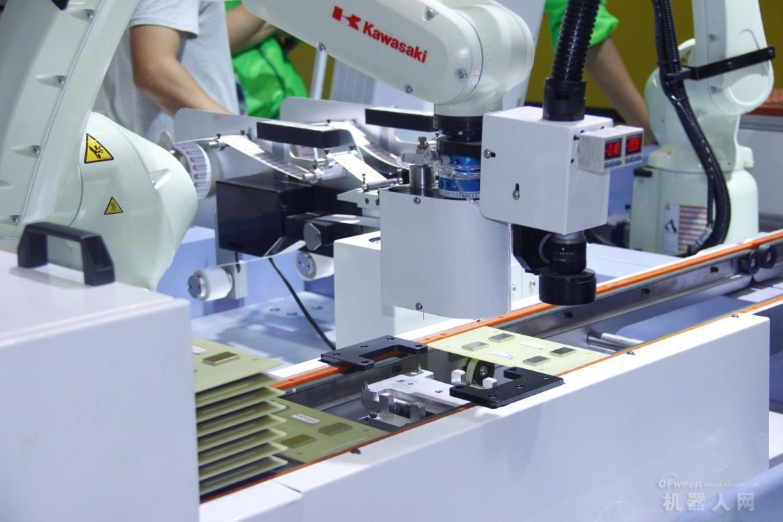 【最全】日本工业机器人大盘点