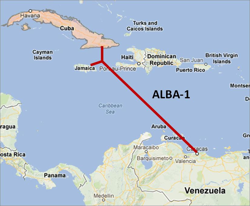古巴将接入加勒比地区海底光缆系统