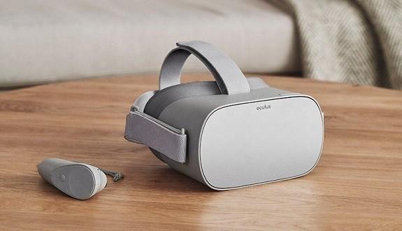 Facebook发布Oculus Go独立头显