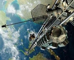 """日本实验""""太空电梯""""与机器人着陆"""