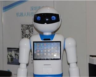 走你机器人:定制化服务机器人释放时代机遇