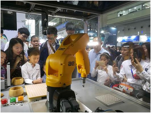 今日让我们来一场配天机器人的时光之旅