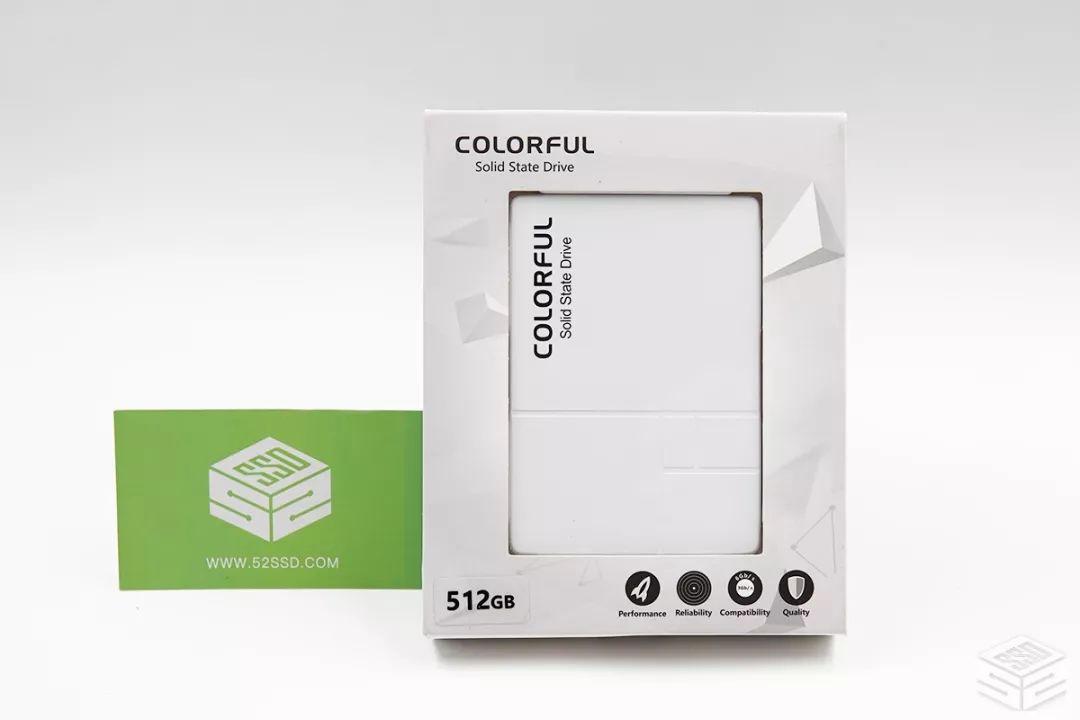 七彩虹+群联:发布首款冰雪白固态硬盘