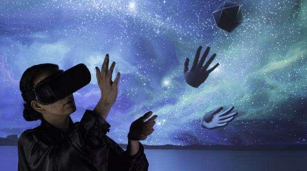 三星VR新专利曝光,支持悬空手势识别