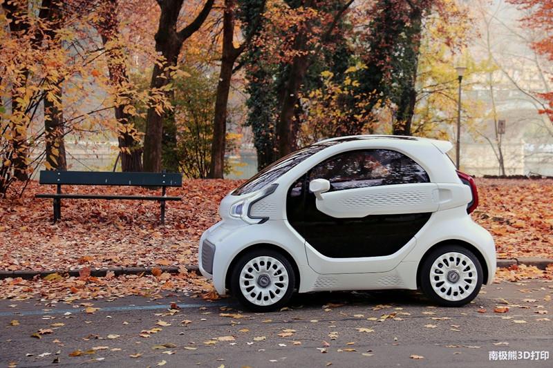 3D打印电动车XEV售价6.8万元 2019年开售