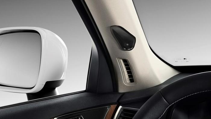 2019年沃尔沃将推车载摄像头 可观察瞳孔监控驾驶员健康