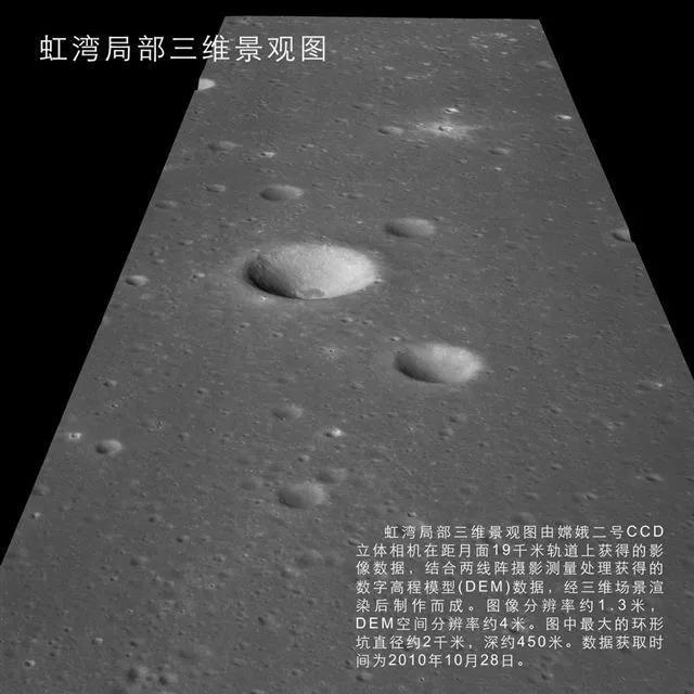 首次!嫦娥四号成功软着陆月球背面 中国探测器完成人类航天史壮举