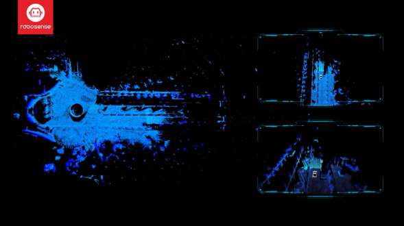 RoboSense将携升级版MEMS固态激光雷达M1亮相CES2019