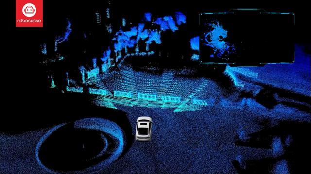 速腾聚创将展示全新车规级MEMS固态激光雷达M1