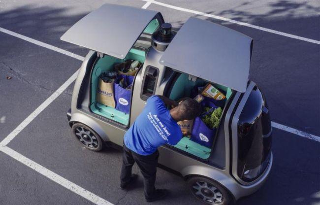 自动送货舱开始在美国推行 前景乐观