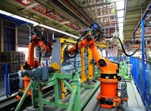 车载设备进入智能新时代 机器人正迎来快速崛起