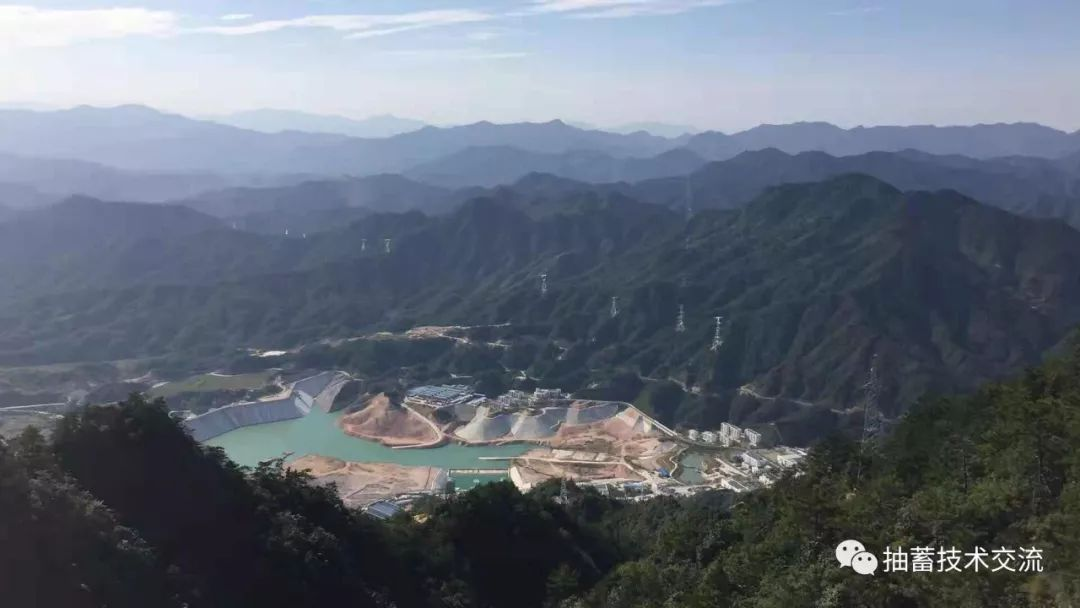 【干货】海水抽水蓄能电站简介