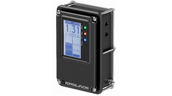 倍加福推出新一代吹扫和正压系统