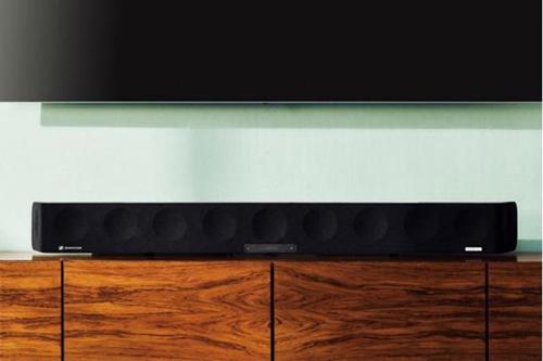 CES2019:森海塞尔3D音频音箱AMBEO Soundbar正式亮相