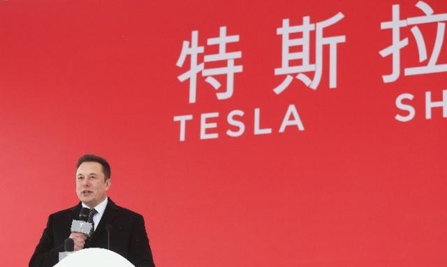 特斯拉上海超级工厂动工,马斯克推特头像亮了