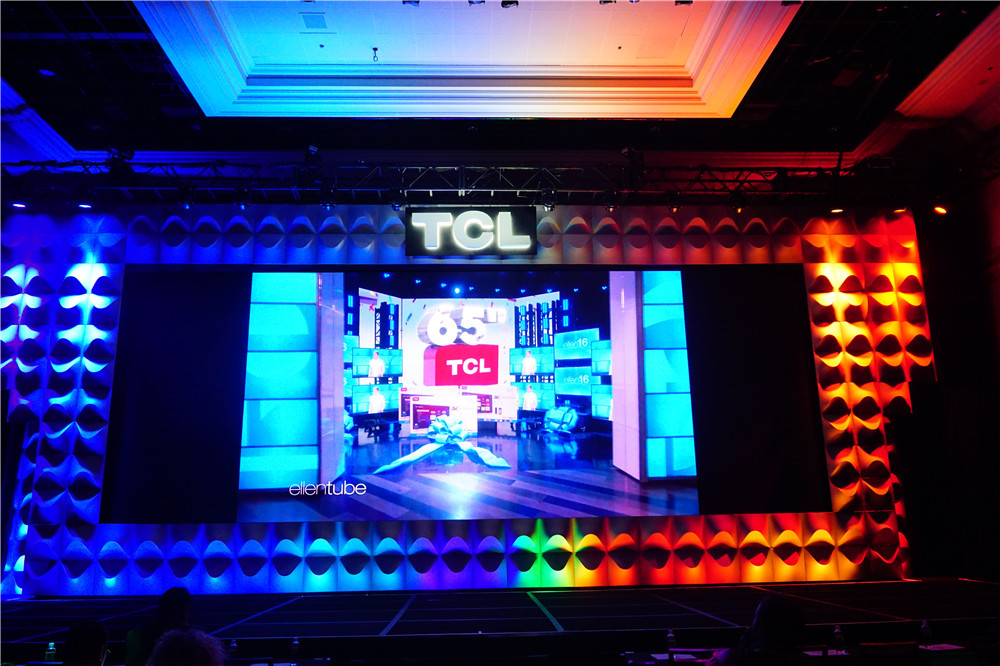 TCL CES2019全球新品发布先睹为快,8K电视备受瞩目