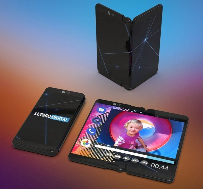 柔性屏成明年主流 看CES给你秀黑科技