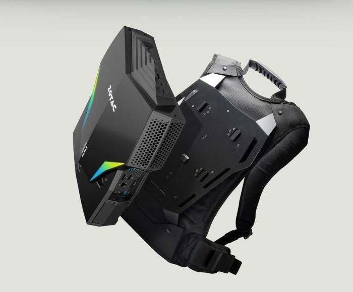 背包电脑解锁真正的VR CES索泰新品瞩目展现